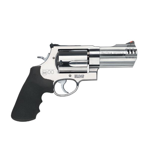 Revolver Smith a Wesson 500 4""