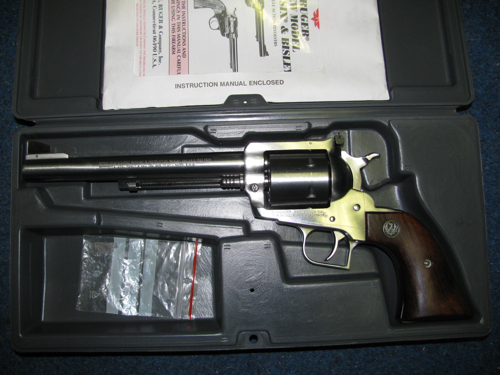 Ruger Super Blackhawk