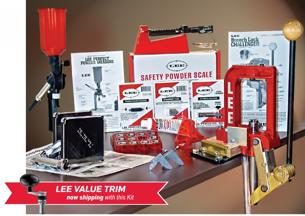 LEE BREECH LOCK CHALLENGER PRESS KIT