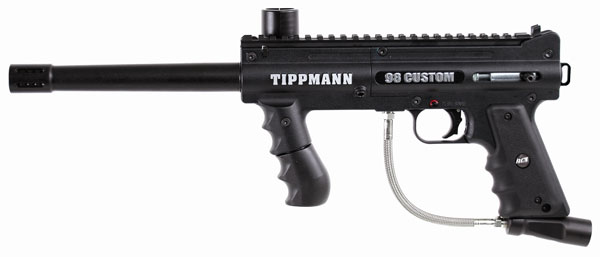 Tippmann 98 Custom PS Basic, černý